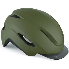 Rudy Project Central Helmet Unisex, olive green matte